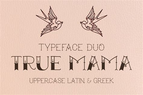latin tattoo lettering styles true mama kreativ font kreativ font