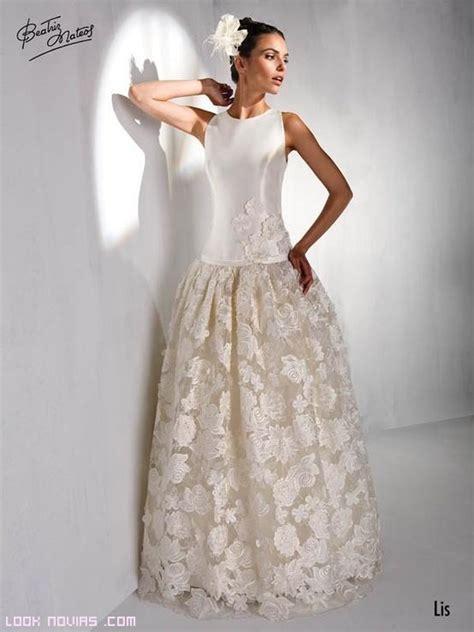 imagenes de vestidos de novia atrevidos novias modernas beatriz mateos