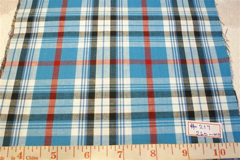 Madras Patchwork Fabric - madras plaid fabric ultra quality patchwork