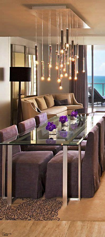 gorgeous dining home design decor via