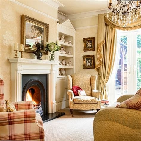 edwardian style living room living room take a tour around a detached edwardian home in worcestershire housetohome co uk