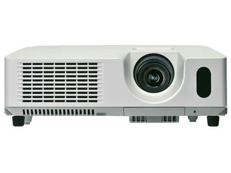 Proyektor Hitachi Cp Rx78 hitachi projektoren hitachi cp rx78 w xga lcd beamer