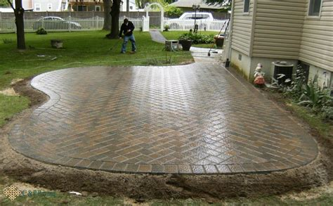 lowes pavers walmart landscaping bricks natural stone