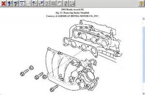 2003 honda accord starter engine mechanical problem 2003