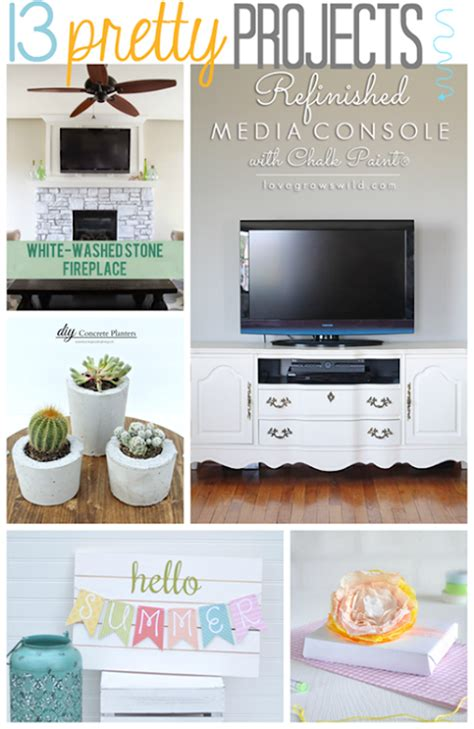 pretty diy projects snap crafts 60 diy projects for your home