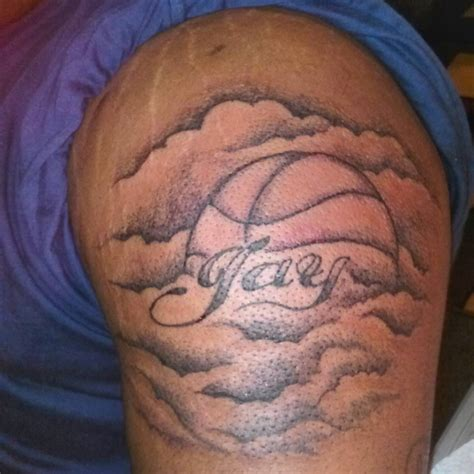 basketball tattoos basketball tattoos with wings www pixshark images