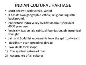 Culture And Tradition Essay by Indian Cultural Tradition Evolution