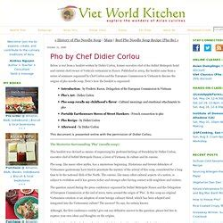 Viet World Kitchen by Pho Retail Market Pearltrees
