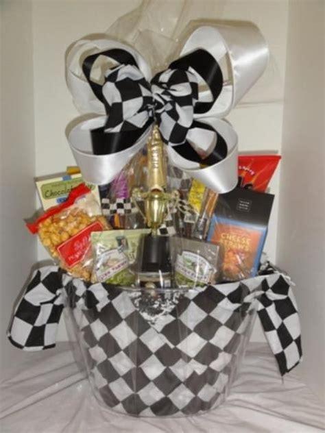gifts for nascar fans nascar baskets and fans on pinterest