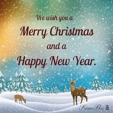 wish you a happy new year we wish you a merry free carols