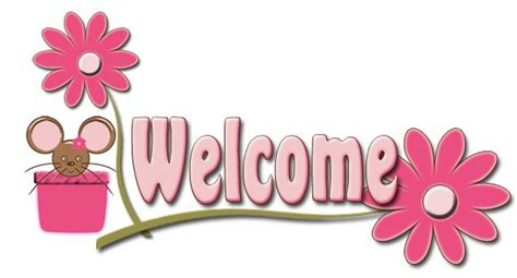 welcome images with flowers you are welcome flowers