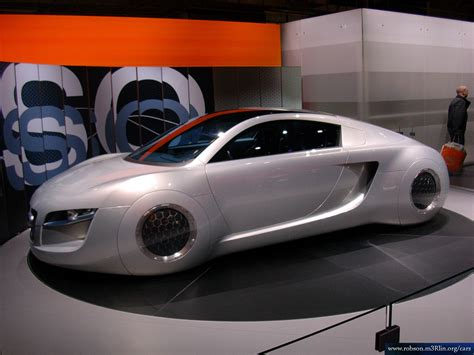 I Robot Audi by Technology Audi Rsq Concept Car