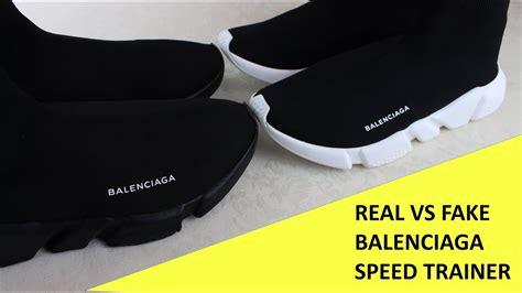 how to spot balenciaga speed trainers authentic vs replica balenciaga review guide