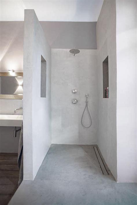beton cire bad beton cir 233 naturhaus eug 232 ne anny