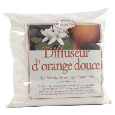 Mille Oreillers by Diffuseur D Orange Douce Mille Oreillers