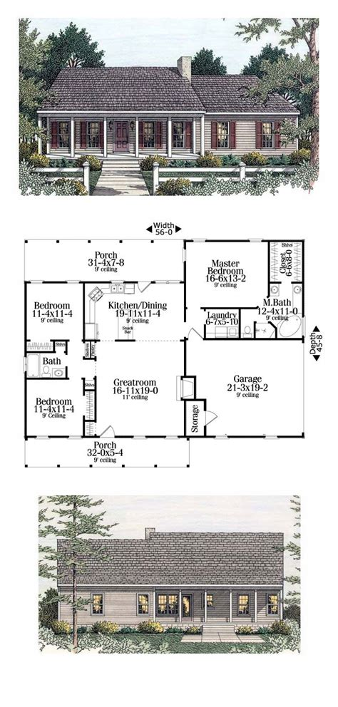 cool ranch house plans 17 best images about ranch house plans on pinterest breakfast bars bonus rooms and