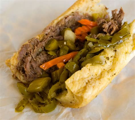 authentic chicago italian beef sandwich recipe history