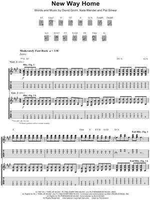 new way home chords 28 images show me the way to go