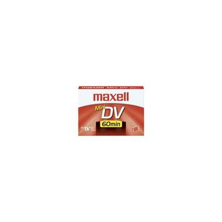 mini dv cassette to computer maxell mini dv cassette walmart