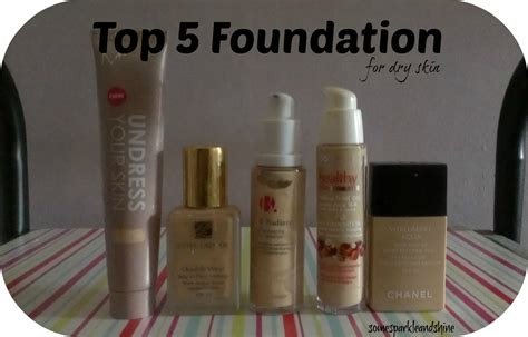 My Top 5 Foundations by Top 5 Foundations For Pale Skin Estee Lauder Mua