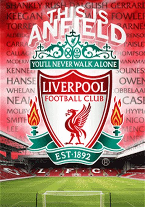 liverpool crest   poster  print europosters