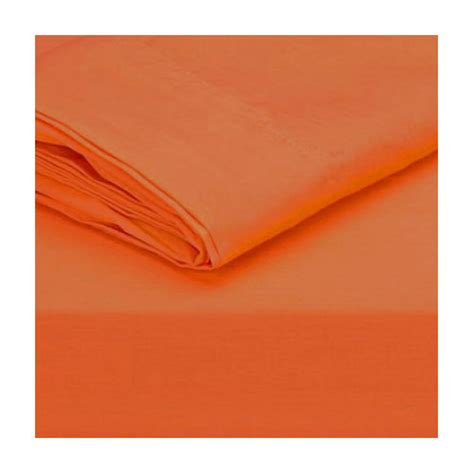 orange bed sheets coral orange twin sheet set solid color bed sheets
