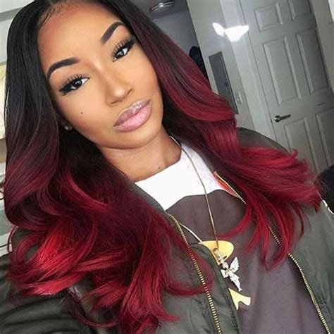 blackwomen weaves with bangs you can pin up 20 black women long hair hairstyles haircuts 2016 2017