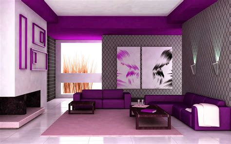 Purple And Living Room by Living Room Design Purple Living Room Interior Designs