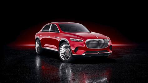 2018 mercedes maybach vision ultimate luxury top speed