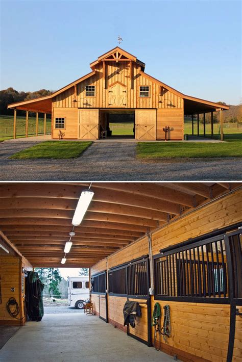 best 25 horse barn designs ideas on pinterest inside fancy horse barns www imgkid com the image kid