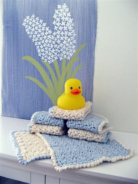 pattern crochet washcloth 1000 images about crochet bathroom on pinterest hot