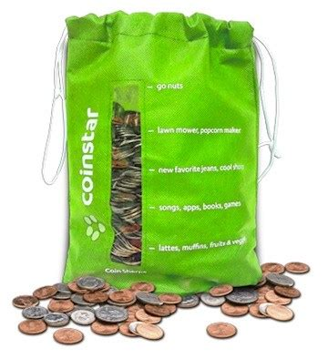 Coinstar Amazon Gift Card Code - coinstar pour 5 or more for a free sherpa bag i heart kroger
