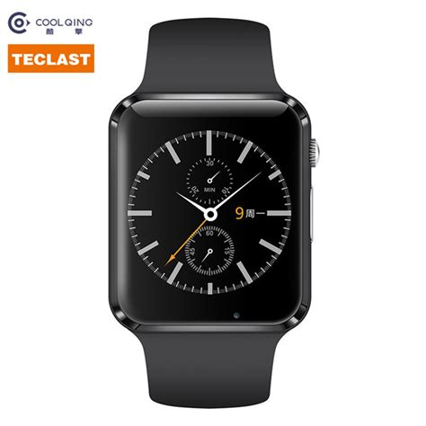 Smartwatch T11 brand bluetooth smart android smartwatch teclast t11 health fitness tracker for samsung