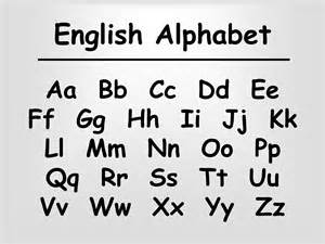 english alphabet sainde org