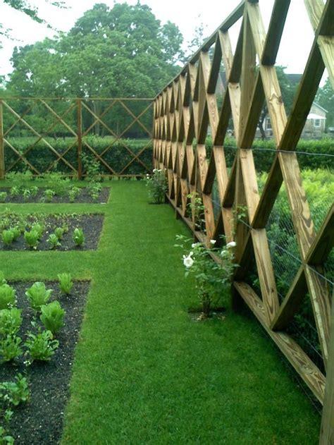 enolivier com vegetable garden with fence as long as best 20 garden fences ideas on pinterest fence garden