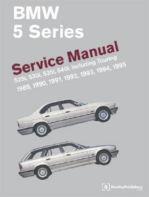 online service manuals 2011 bmw 5 series navigation system bmw 5 series service manual 1989 1995 525i 530i 535i 540i including touring by robert