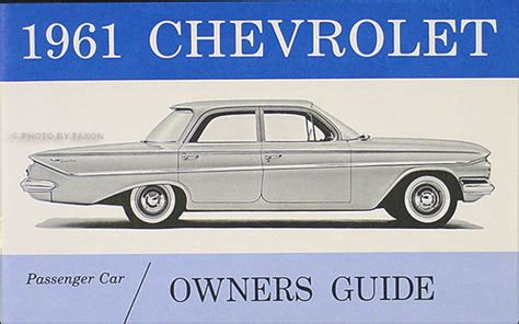 book repair manual 1961 chevrolet corvette engine control 1961 chevrolet car repair shop manual reprint biscayne bel air impala etc