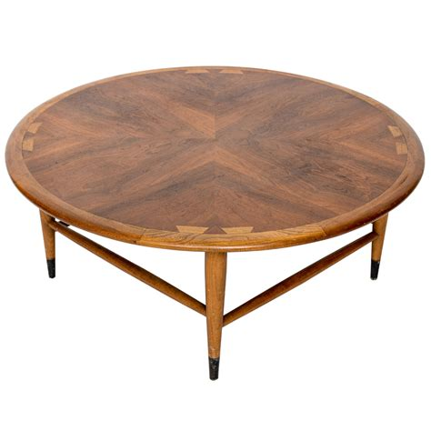 vintage walnut acclaim coffee table ebay