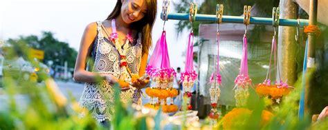 fiori thailandesi mercato dei fiori a bangkok pak khlong talat thailandia