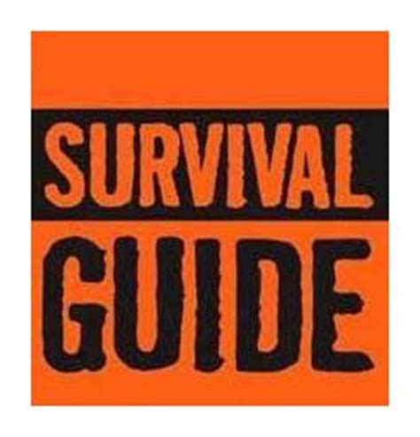 The Academic Search Survival Handbook end of the school year survival guide the moat by