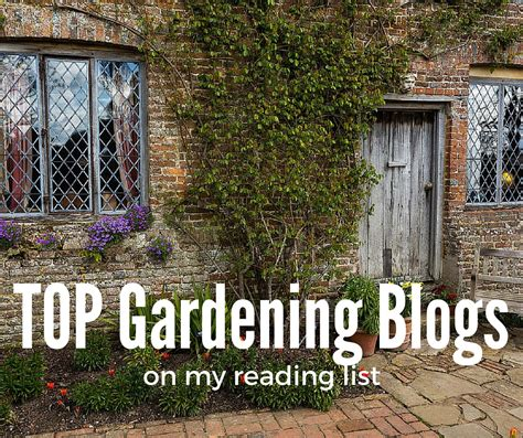 top gardening blogs on my reading list the lovely plants