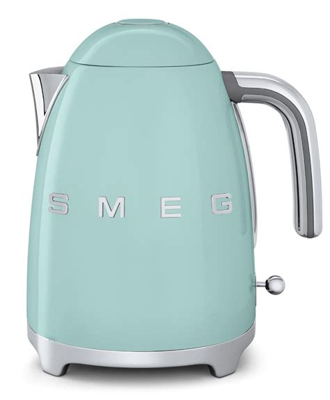 Kettle And Toaster Set Cream Smeg S Klf01 Standard Kettle Set For Autumn Launch Get Connected Magazine