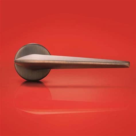 Door Handle H1052 Supersonic Interior Satin Bronze Door Handles Interior