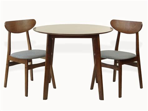 Set Yumiko buy yumiko 3 pc dining set table in usa best