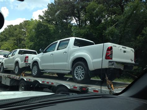 toyota usa news what are these new toyota hilux doing in north america