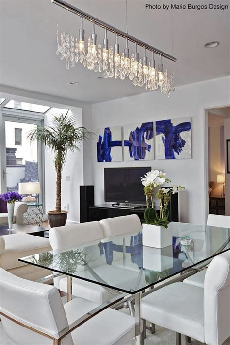 modern glass dining room table amazing modern glass dining tables