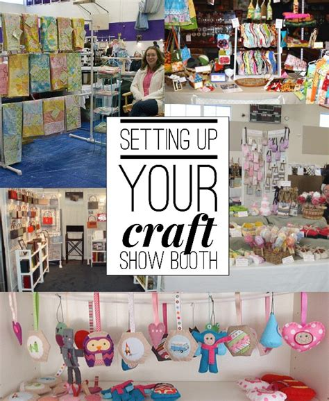 craft show booth ideas how to set up craft show booths the sewing loft