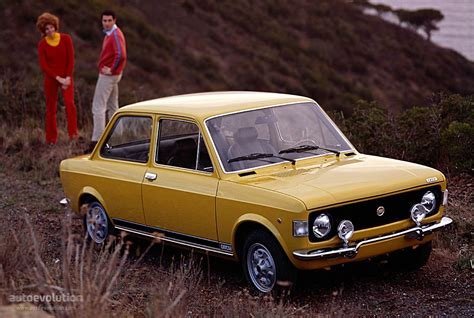 Rally Auto Tuning by Photos Of Fiat 128 Rallye Photo Tuning Fiat 128 Rallye 03