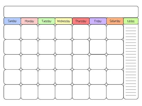 free printable blank calendar pages search results for free printable blank calendar pages