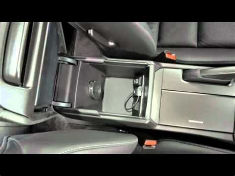 acura center acura tsx how to use the center console features from
